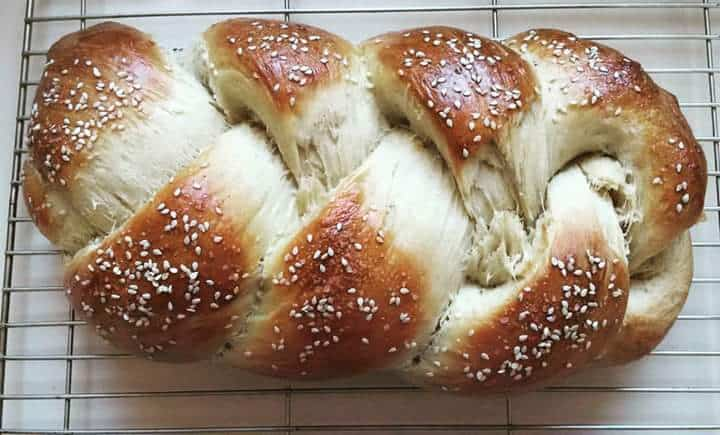Challah thermomix recipe