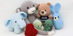 Tips for crocheting amigurumi