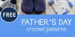 Father's Day crochet patterns