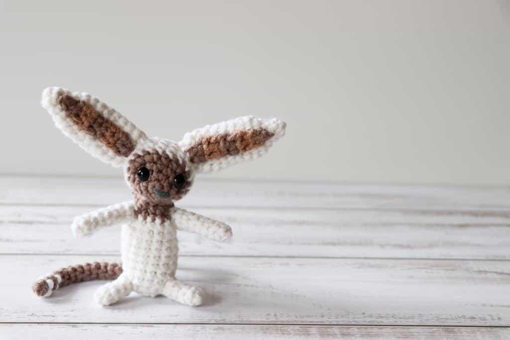Crochet momo pattern