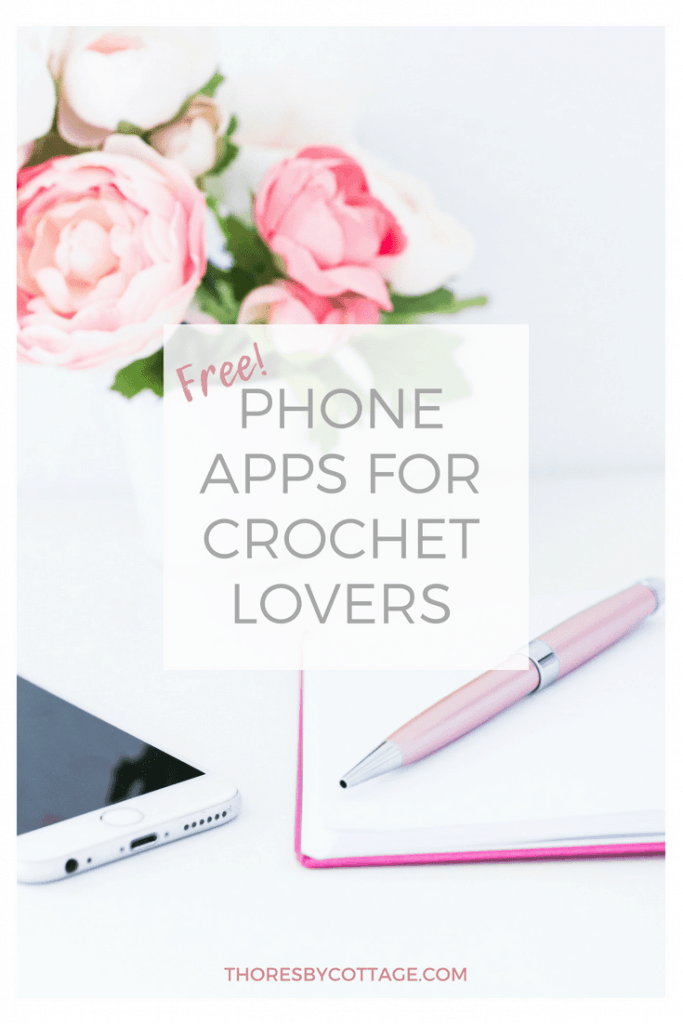 Phone apps for crochet lovers