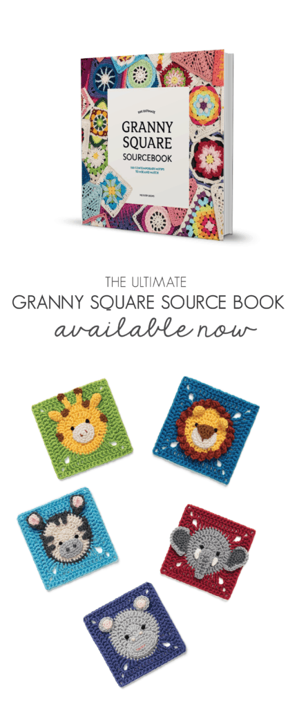 The ultimate granny square source book
