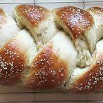 Challah thermomix recipe